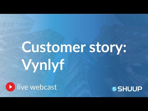 Customer Interview with Vynlyf's CEO Damian Priday