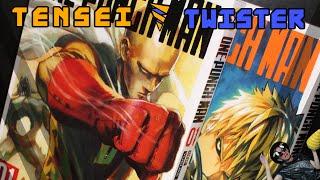 MAN-GAR: One-Punch Man Volume 1+2 Manga Review