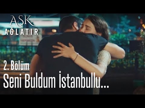 Sonunda kavuştular ❤ - Aşk Ağlatır 2. Bölüm - Видео онлайн