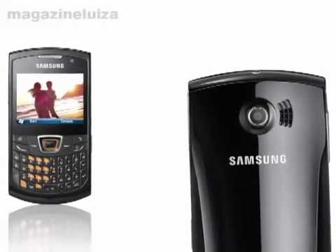 Samsung b6520 messenger phone social edition