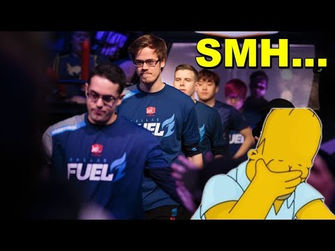Dallas Fuel Comms Leaked And They Shouldn't Be an OWL Team...
