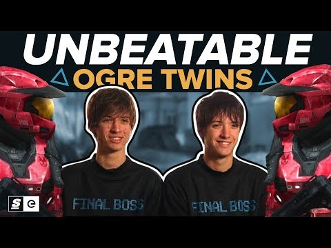 The Identical Twins Who Conquered Halo