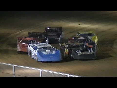 ULMS Super Late Model Heat One | McKean County Raceway | Fall Classic | 10.10.14