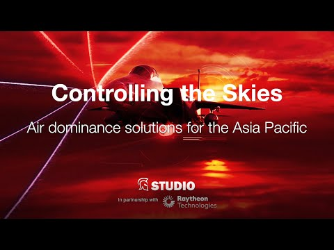 Controlling the Skies - Air Dominance Solutions for the Asia Pacific (Studio)
