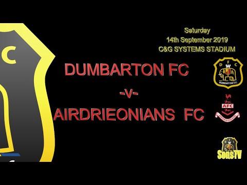 Dumbarton FC v Ardrieonians FC