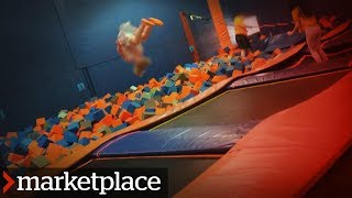 Hidden camera investigation: Trampoline park safety (Marketplace)