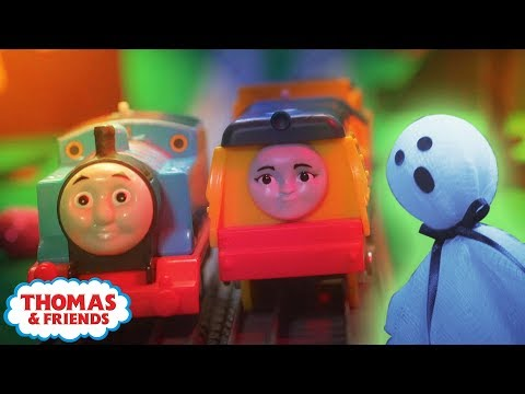 Thomas & Friends™ | Rebecca's Fright (Halloween Special) | Stories And Stunts