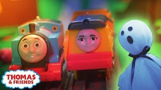 Thomas & Friends™ | Rebecca's Fright (Halloween Special) | Brand New! | Stories and Stunts