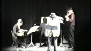 Mauricio Kagel: Tango alemán - Roberto P. Neuburger, voz