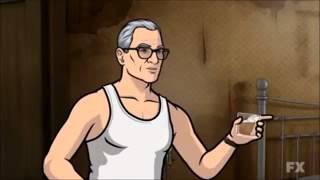 Archer - Because Ron Cadillac is friggin' epic