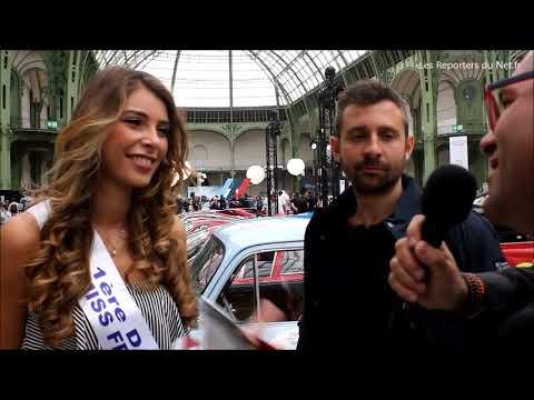 Eva Colas (1ère Dauphine de Miss France) et Thomas de Chessé