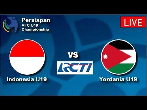 Jadwal [ SIARAN LANGSUNG ] Timnas Indonesia U19 VS Yordania U19 Friendly Match #TIMNASDAY