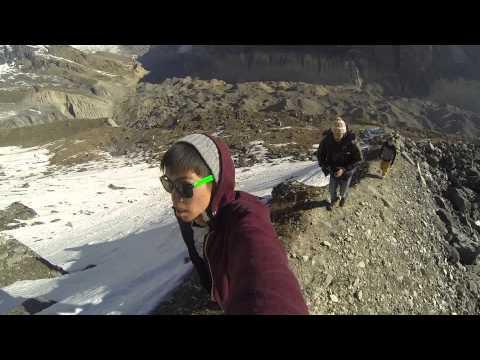 GOPRO: Trekking Annapurna Base Camp (ABC) '13