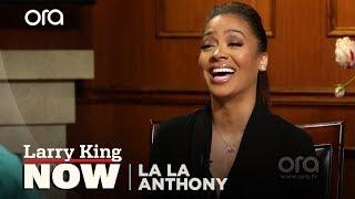 La La Anthony On First Nude Scene, Carmelo's Reaction (VIDEO)   Larry King Now   Ora.TV