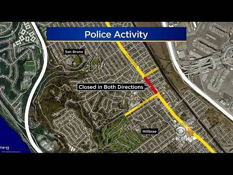 Millbrae Officer Involved In 'Critical Incident' Along El Camino Real
