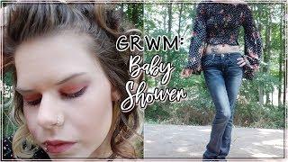 GRWM: Baby Shower