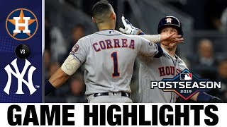 Download George Springer, Carlos Correa power Astros to ALCS Game 4 win | Astros-Yankees MLB Highlights Mp3 and Videos