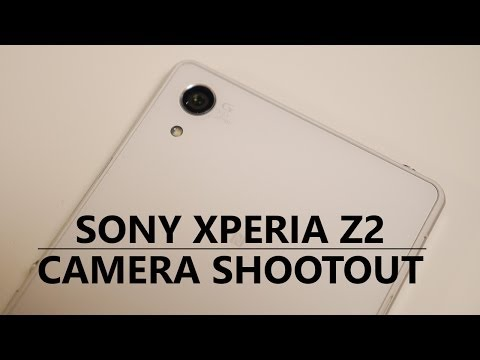 Sony Xperia Z2 camera shootout: feature focus