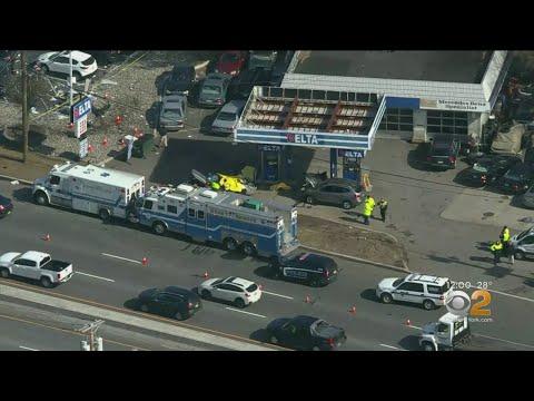 Multi-Vehicle Crash In New Jersey
