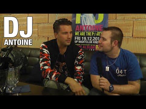 DJ Antoine Interview 19-12-2014