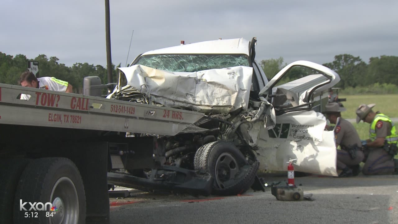 Driver in deadly crash on Hwy 290 in Bastrop County identified