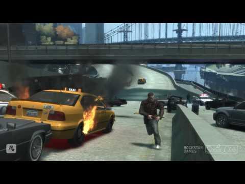GTA IV - Massive Explosion! 5