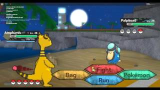 Roblox Pokemon-Puente