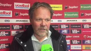 Henk de Jong na FC Eindhoven-De Graafschap: 'Respect voor Dirk allermooiste'