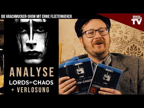 LORDS OF CHAOS - Die Finale Analyse Von Krachmucker TV Zum Mayhem-Film