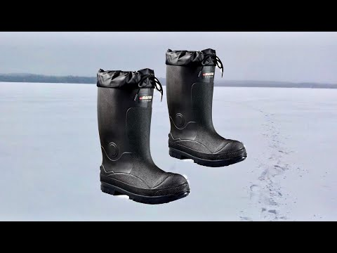 Baffin Titan Boots - Ice Fishing Boot Review