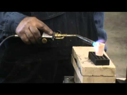 Melting silver with a propane torch (OR NOT)