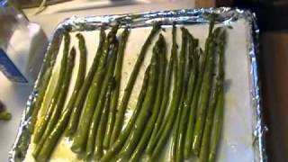 Roasted Asparagus And Garlic Aioli Recipe!  Noreen's Kitchen