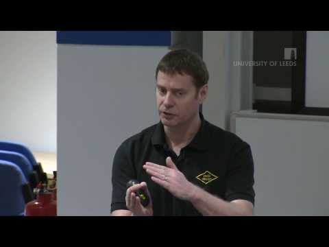 Eric Hawthorn, Radio Design Ltd. - FT Innovation Lecture Series
