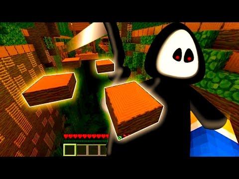 "Minecraft Death Run #2: ""SACRIFICE!"" Jungle Death Run w/ The Pack!"
