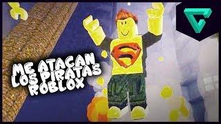ME ATACAN LOS PIRATAS - Disaster Island - Roblox | TGN