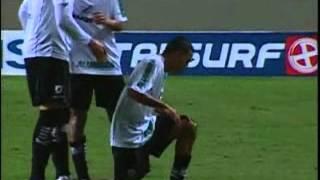 Gols - América MG 3 x 2 Bragantino - (7ª Rodada) Campeonato Brasileiro Série B 2012