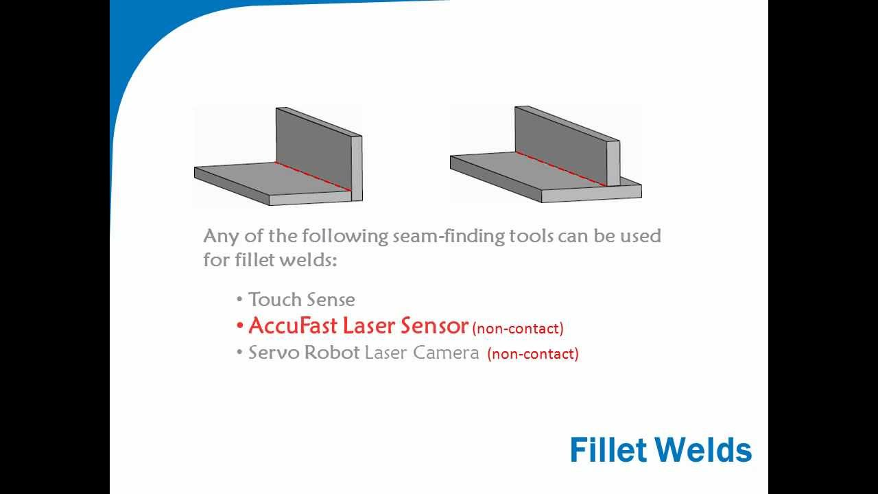 Motoman Otc Manuals Trane Model 4tta3060 Wiring Diagram Stem Robotics Solutions Array Seam Finding Overview For Automated Arc Welding Rh Curvetube