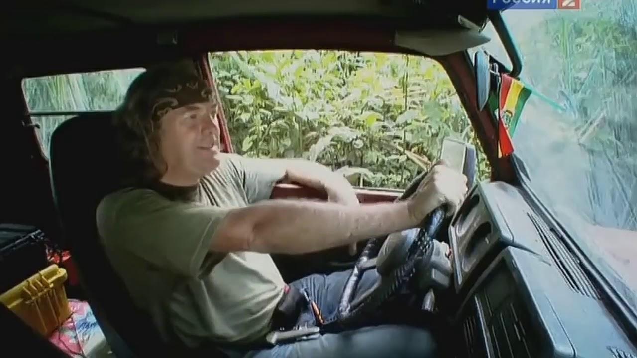 Top Gear  Спецвыпуск в Боливии  Часть 4