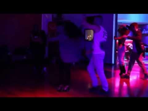 Nataly & Tomer Dancing Lambada @ ST Studio