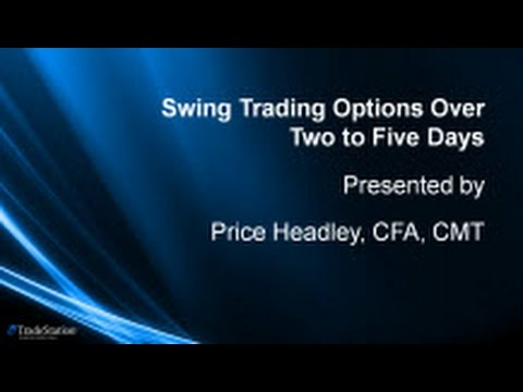 Swing Trading Options Over Two to Five Days