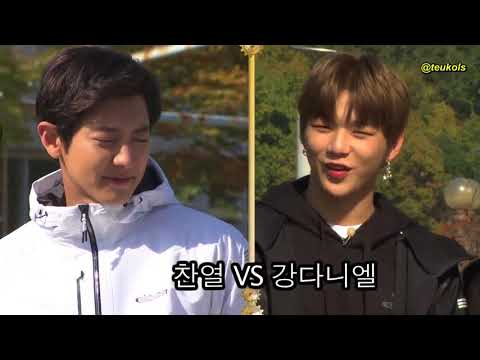 [ENG] Master Key x Kang Daniel vs Park Chanyeol Cut