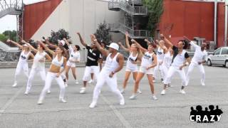 """CominSoon Daddy Yankee """"Vaiven"""" / Zumba® choreo by Crazy For Fun®"""