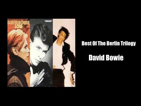 David Bowie Best Of The Berlin Trilogy