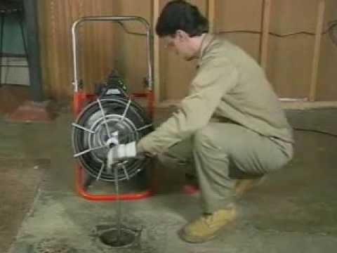 General Pipe Cleaners Easy Rooter Instructional Video