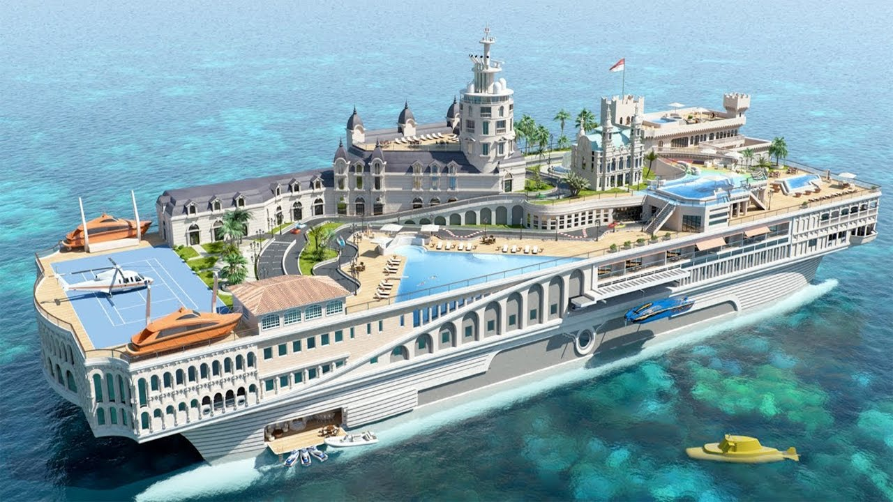 Top 5 yacht piu 39 costosi al mondo curiousmind youtube for Classifica yacht piu grandi del mondo