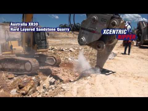 Australia XR30 - Hard Layered Sandstone