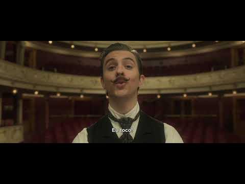 Cyrano Mon Amour - Trailer Legendado