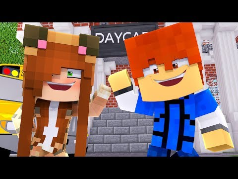 Minecraft Daycare - THE END !? (Minecraft Roleplay)