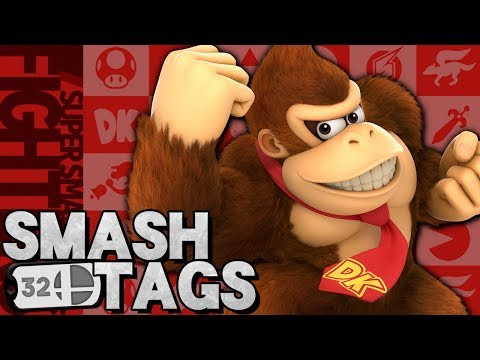 My Donkey Kong is FEARSOME! - ELITE Smash Tags #32 (Super Smash Bros. Ultimate) thumbnail