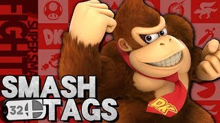 My Donkey Kong is FEARSOME! - ELITE Smash Tags #32 (Super Smash Bros. Ultimate)